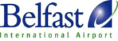 Belfast International Airport logo
