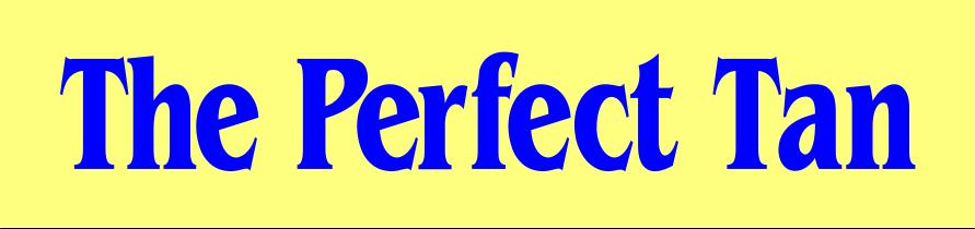 The Perfect Tan logo