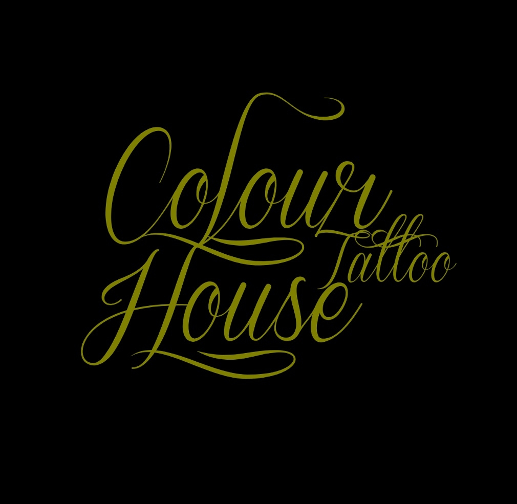 Colour House Tattoos Logo