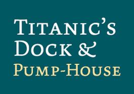 Titanic's Dock & Pump-house logo