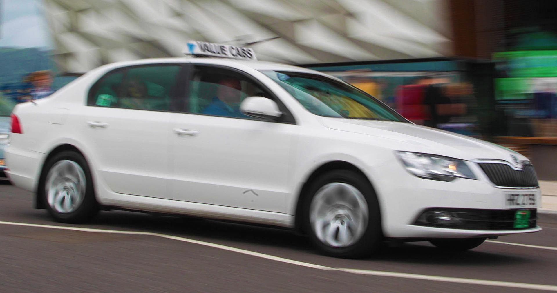 Value Cab White Skoda